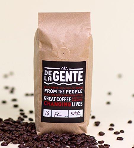 De La Gente Guatemalan Coffee 1 Pound Dark Roast Whole Bean