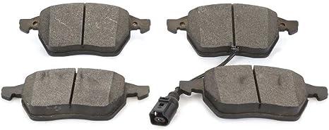 Prime Choice Auto Parts SCD1623A Front Ceramic Brake Pad Set
