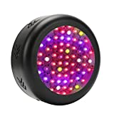 216W led plant Grow Fill light black High Power Potted plants vegetables Planting lights