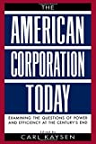 The American Corporation Today