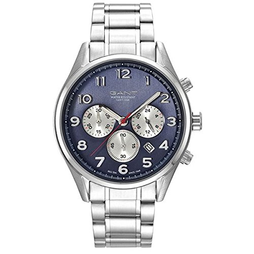 Gant Mens Watch Blue Hill Chronograph GT009001