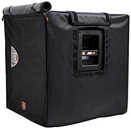 JBL Convertible Cover for JRX118S Speaker - Black (JRX118S-CVR-CX)