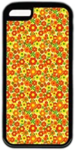 Daisy Flower Floral Pattern Theme for iphone 4/4s Case