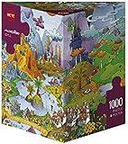 HEYE Puzzle  ヘイパズル  29230  Mordillo  :  Idyll  (1000 pieces)
