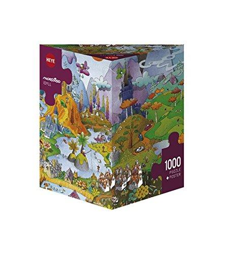 Heye Idyll 1000 Piece Guillermo Mordillo Jigsaw Puzzle