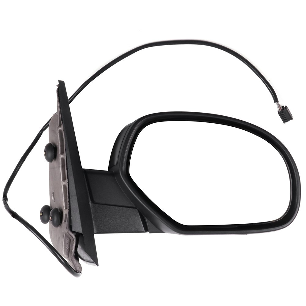 Comes with Passenger Side Mirror SCITOO Towing Mirrors Replace Mirror Parts with Electrical Operated Defrosting Function Compatible for fit 07-13 Chevy GMC Silverado Sierra 1500 2500 HD 3500 HD