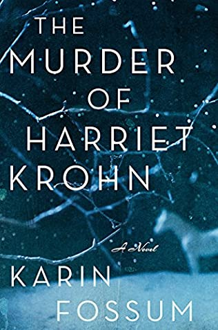 book cover of The Murder of Harriet Krohn
