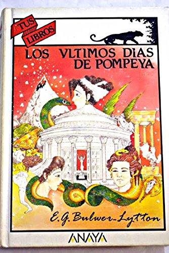 Descargar Libro Ultimos Dias De Pompeya, Los E.g. Bulwer-lytton