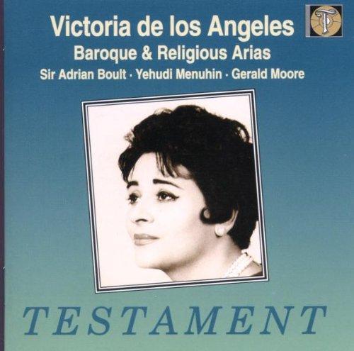 Victoria Ball - Victoria de los Angeles - Baroque & Religious Arias