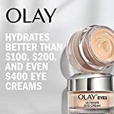 Olay Ultimate Eye Cream for Wrinkles, Puffy Eyes