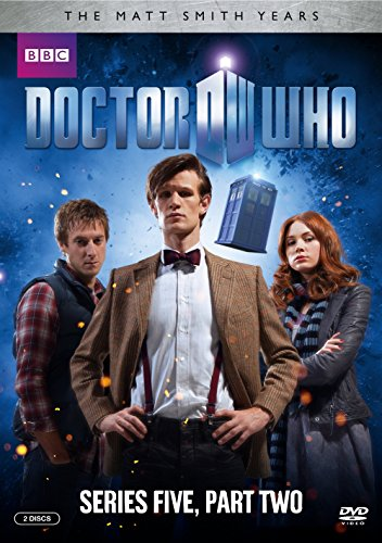 doctor who season 5 dvd - 3