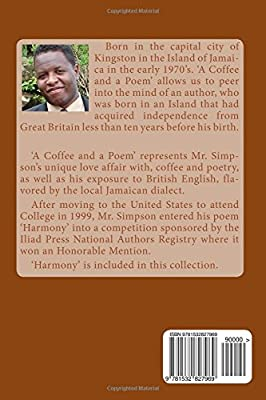 A Coffee and a Poem: Craig Simpson: Amazon com: Panworld Global