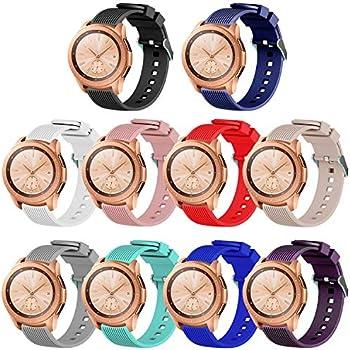 Amazon.com: Patrohoo Watch Bands Compatible with Samsung