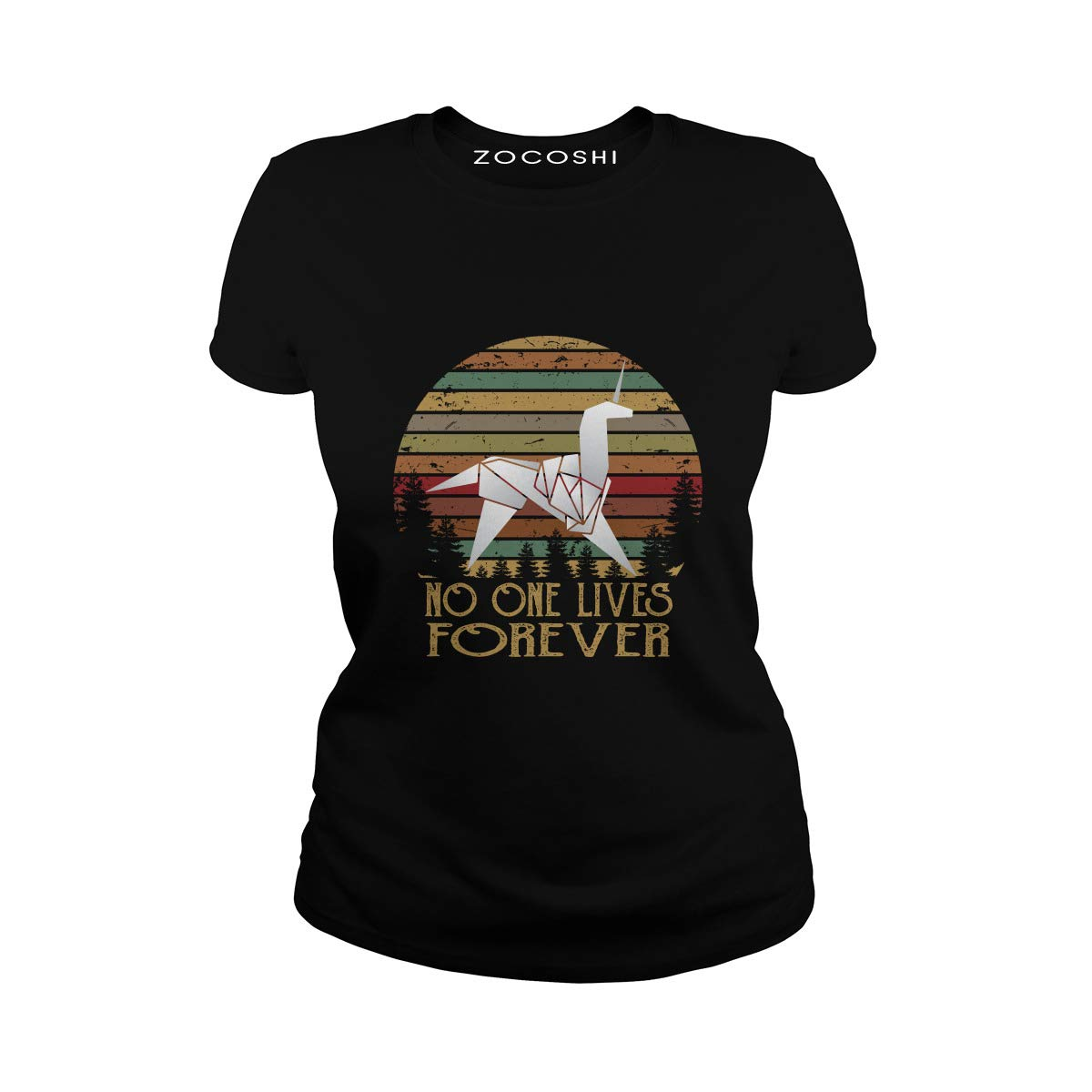 No One Lives Forever T Shirt