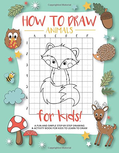 how to draw a animal - 8