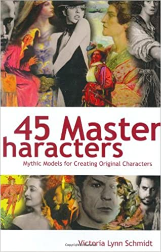 Amazon.com: 45 Master Characters: Mythic Models for Creating ...