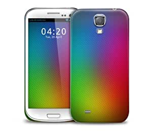 Bright lines Samsung Galaxy S4 GS4 protective phone case