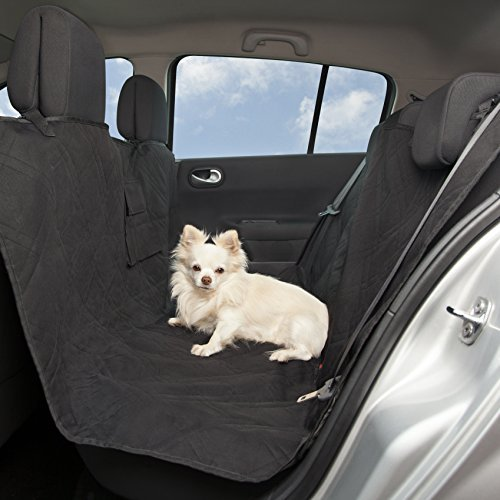 Appleton Pet Care Deluxe Pet Seat Cover Hammock With 2 Bonus Travel Bowls- Easy Installation in Any Automobile Car Truck or SUV, Water Resistant Non Slip Machine Washable Durable Padded and Quilted For Sale
