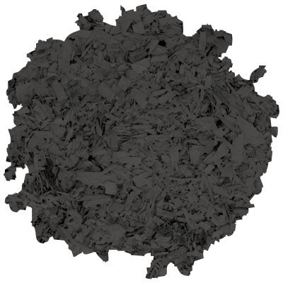 Solarfast Black Mulch Paint-5,000 Sq.ft