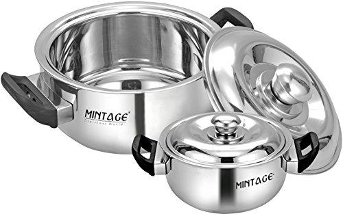 mintage 2 pcs Set of hot case Divine  Medium,Small