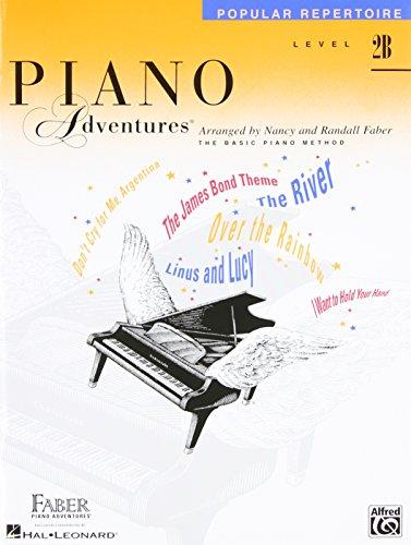 Level 2B - Popular Repertoire Book: Piano Adventures