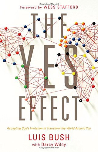 Places To Get Invitations (The Yes Effect: Accepting God's Invitation to Transform the World Around)