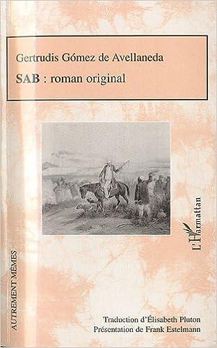 Téléchargement Sab : Roman original epub pdf