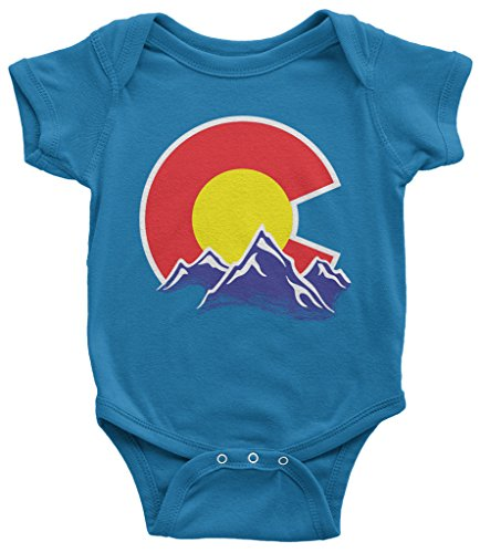 The 10 best colorado onesie for babies for 2019