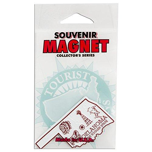 Magnet Small Rubber Polybag - Glasses City Oklahoma Eye