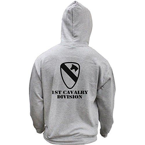 Cavalry Division Subdued Veteran Pullover