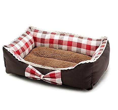 Cama de Mascotas Premium, Cálido sofá Cama para Perros Nido ...