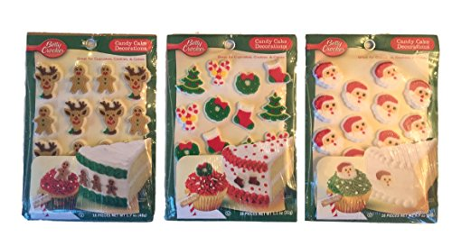 Betty Crocker Christmas Decorations Variety