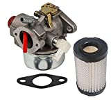 carburetor tecumseh 640339 - HIFROM 640339 Replace Carburetor With Gasket 35066 Air Filter For LEV90 LV148EA LV148XA LV156EA LV156XA Engines