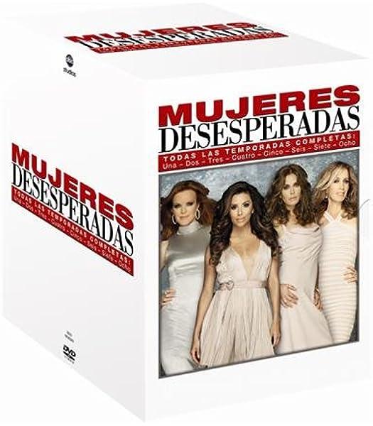 Pack Mujeres Desesperadas - Temporadas 1-8 [DVD]: Amazon.es: Cine ...