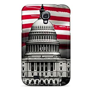 PhilHolmes Samsung Galaxy S4 Scratch Resistant Hard Phone Case Customized Vivid Green Day Pictures [zcT18269ovAM]