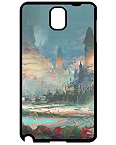 mashimaro Samsung Galaxy Note 3 case's Shop Best 6956600ZB870477807NOTE3 Discount Anti-scratch Case Cover Protective Guild Wars 2 Southsun Cove Case For Samsung Galaxy Note 3