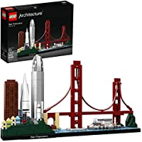 LEGO Architecture Skyline Collection 21043 San Francisco...