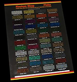 Amazon com house of kolor color chip sample hardcover guide