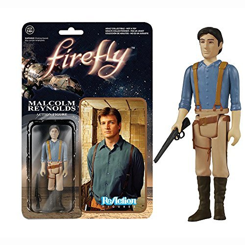 Firefly Malcolm Reynolds ReAction Figure