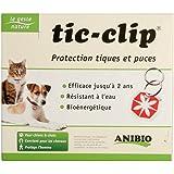 Médaille TIC CLIP pour la protection contre les Tiques et les Puces
