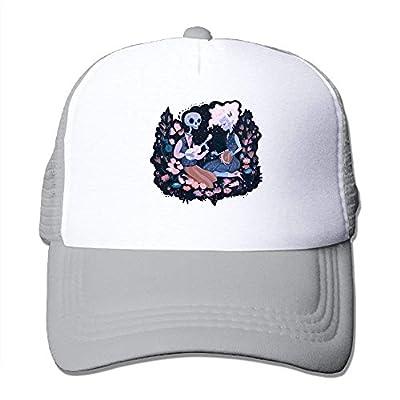 Rhythm of Grief Adjustable Snapback Baseball Cap Custom Mesh Trucker Hat by cxms
