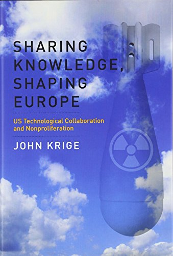 Sharing Knowledge, Shaping Europe: US Technological Collaboration and Nonproliferation (Transformations: Studies in the History of Science and Technology)