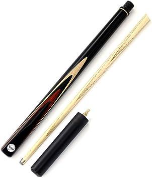 ZMg 57 Pulgadas 19 Oz Billar Cue Kit,con 12mm Consejos Cue Snooker ...