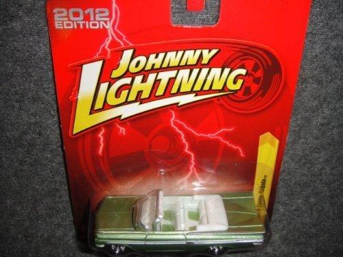 JOHNNY LIGHTNING R21 Grün 1959 CHEVY IMPALA 2012 2012 2012 EDITION DIE-CAST by Johnny Lightning ce44ec