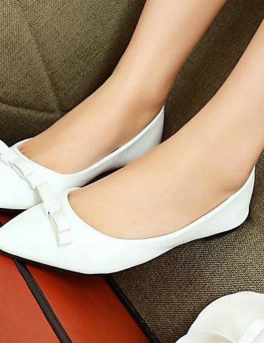 PDX black Flats us5 de la uk3 disponibles talón más 5 5 señaló zapatos mujer eu36 colores plano cn35 zapatos Toe rFrfqO
