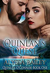 Quinlan's Quest (Quinlan O'Connor Book 1)