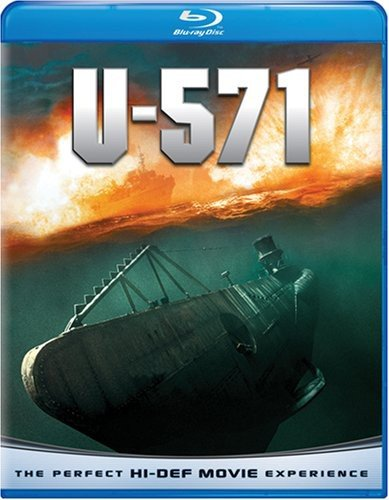 Blu-ray : U-571 [Widescreen] (, Dubbed, Dolby, AC-3, Digital Theater System)