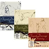 Elegant Dressage Training Vol 1-3 by Anja Beran - DVD Set of 3