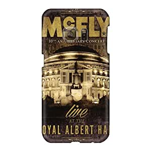 Samsung Galaxy S6 Lny5880MbjN Unique Design Trendy Mcfly Band Image Perfect Hard Phone Covers -TimeaJoyce