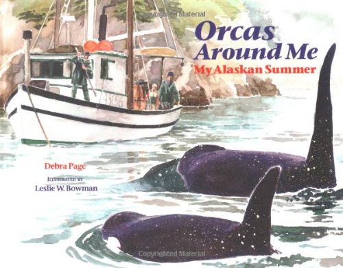 Orcas Around Me: My Alaskan Summer
